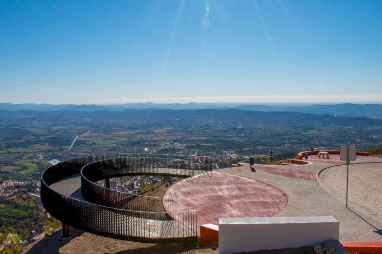 Renovado Miradouro da Varanda dos Carqueijais inaugurado no Dia da Covilhã