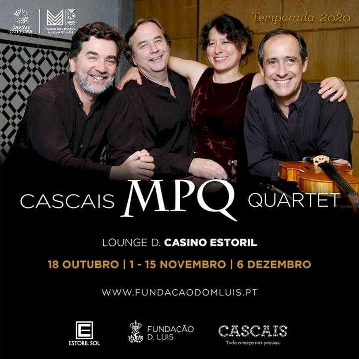 Casino Estoril propõe aos Domingos ciclo de concertos do Moscow Piano Quartet