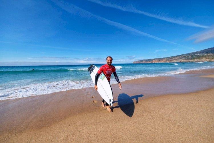 Liga MEO Surf – Frederico Morais é o novo campeão nacional de surf