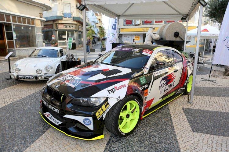 """""""Portimão Motor Sports"""" já veste a cidade com muitos adereços  inspirados nos desportos motorizados"""