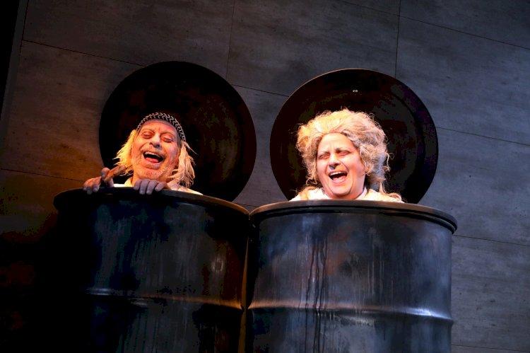 """""""Jogo do Fim"""", de Samuel Beckett, estreia dia 5 de Novembro, no Teatro da Rainha"""
