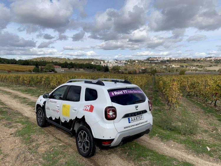 O 4.º Raid TT Vinhos Beira Interior conjuga todo-o- terreno, vinhos e cultura
