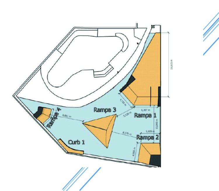 Ampliação do Skate Park de Vila de Rei arranca em breve