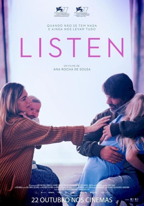 """""""Listen"""" é o filme português candidato aos Óscares 2021"""
