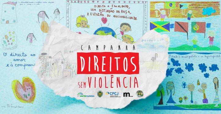 """Município da Sertã promove campanha """"Direitos sem violência"""""""