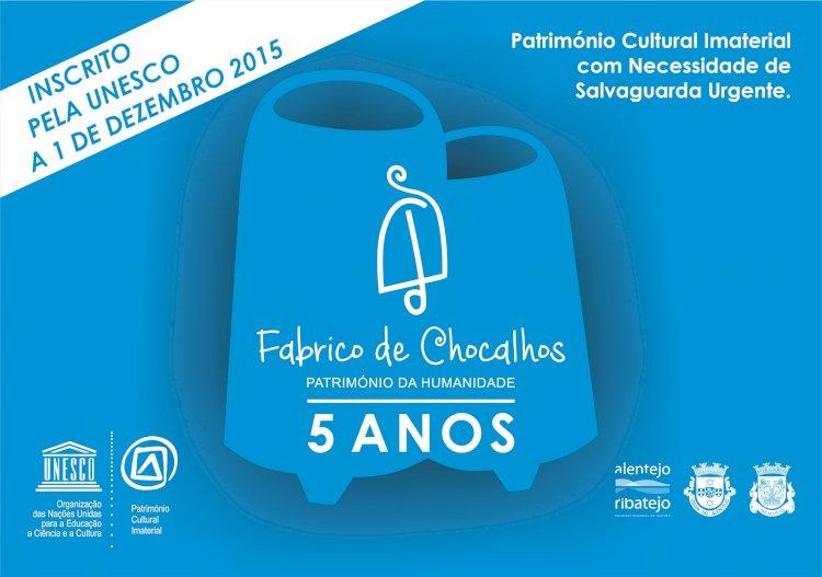 Fabrico de Chocalhos celebra 5º aniversário como Património da Humanidade