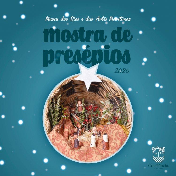 Museu dos Rios e das Artes Marítimas de Constância cria mostra de presépios online