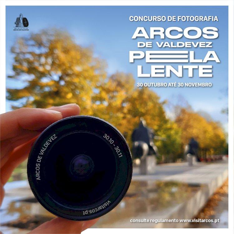 """Concurso de fotografia """"Arcos pela Lente"""" regista forte participação"""