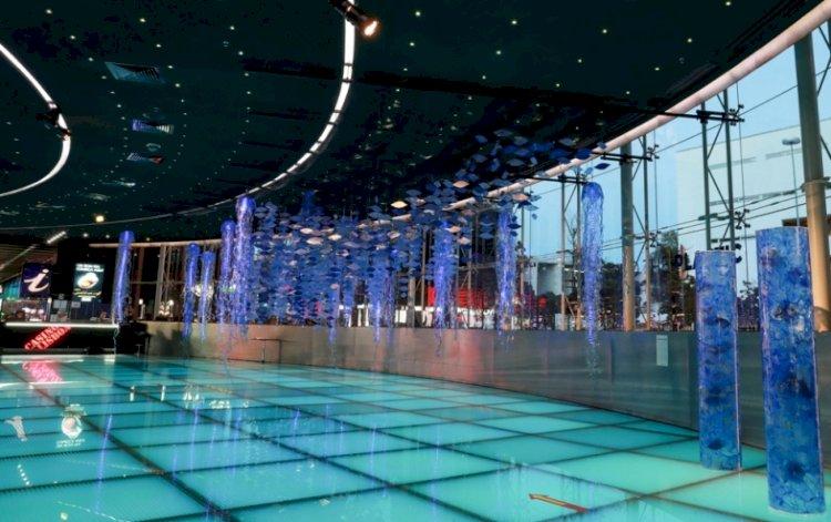 """Casino Lisboa recebe exposição """"Beyond The Plastic"""" até 24 de Janeiro"""