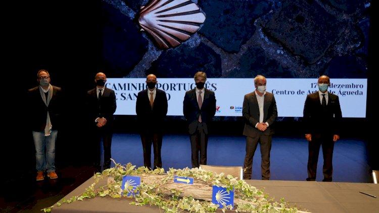 Processo de certificação Caminhos de Santiago apresentado em Águeda