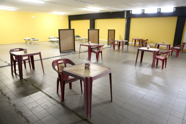 Sem-abrigo de Portimão têm à sua disposição um abrigo temporário com condições melhoradas