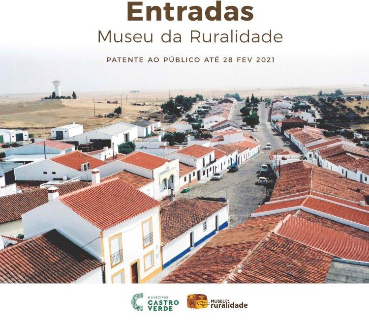 """""""Entradas: a sua História e o seu Património"""": Museu da Ruralidade inaugura nova exposição"""
