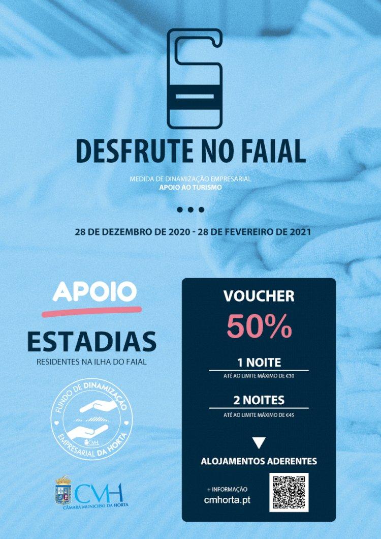 Município da Horta lança medida de apoio ao turismo