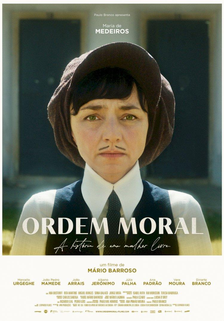 """""""Ordem Moral"""", do realizador Mário Barroso, representa Portugal nos Prémios Ariel, no México"""