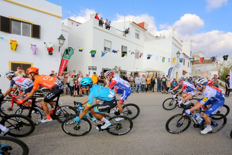 Recorde de participação WorldTour na Volta ao Algarve