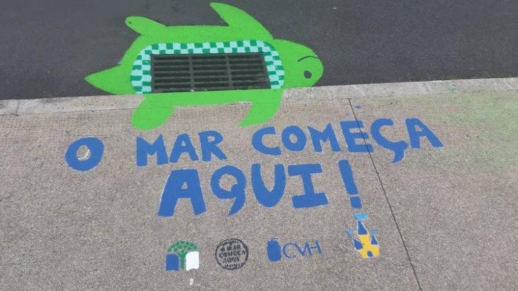 "Município da Horta promove projecto ""O Mar começa aqui"""