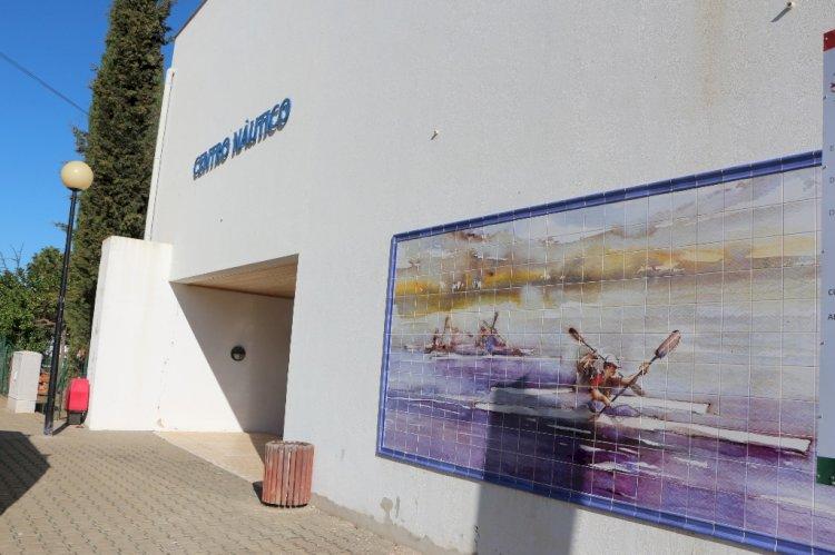 Município de Alcoutim remodela Centro Náutico