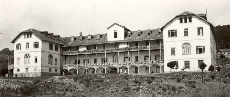 Museu do Caramulo procura objectos e testemunhos para exposição sobre a Estância Sanatorial do Caramulo