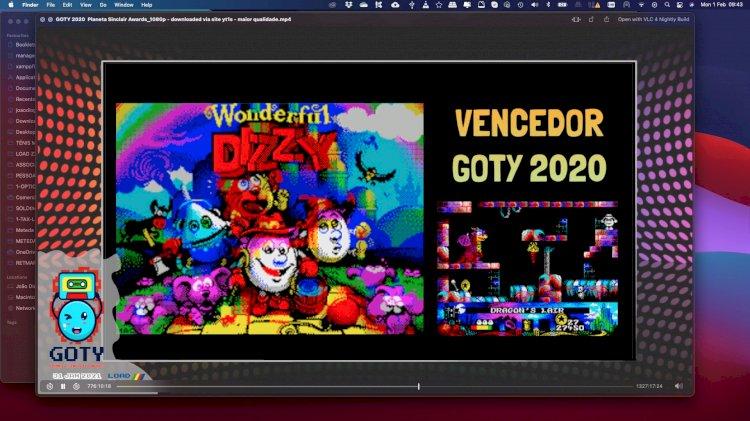 Load ZX Spectrum na Gala Goty