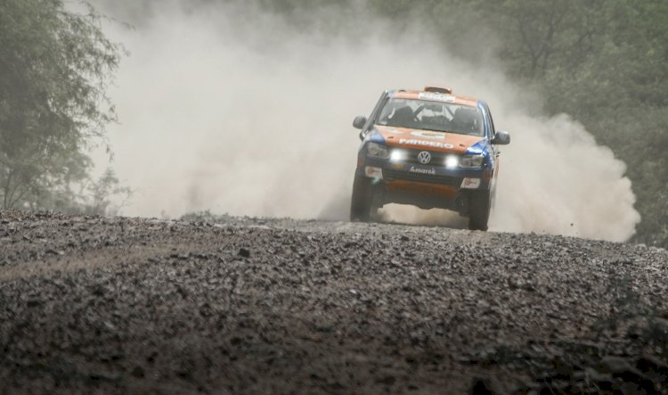 Alcoutim acolhe BP Ultimate Portugal Cross Country Rally
