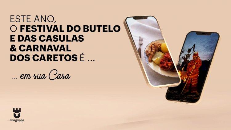 Festival do Butelo e das Casulas & Carnaval dos Caretos 2021 chegou a cerca de 230 mil pessoas