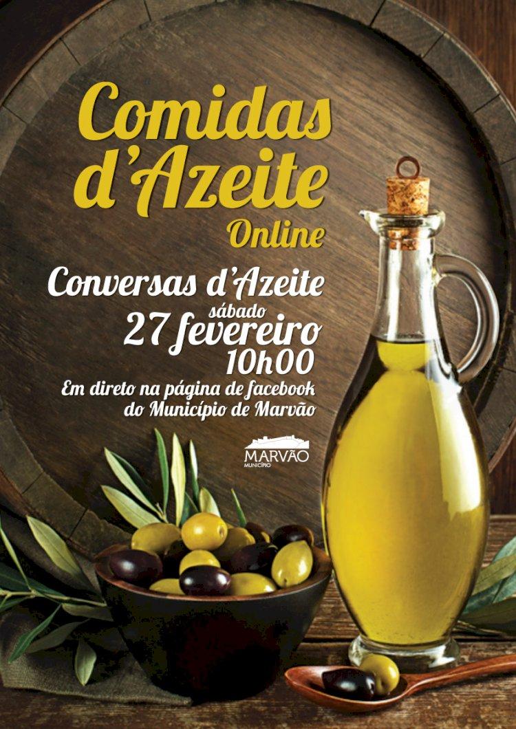 """Município de Marvão promove """"Conversas d'Azeite"""" com produtores do concelho"""