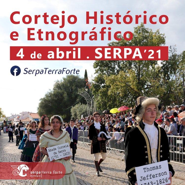 Serpa celebra dácadas do Cortejo Histórico e Etnográfico com evento online