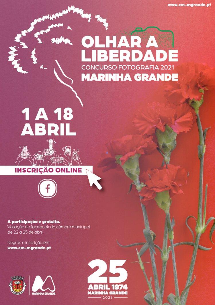 """""""Olhar a Liberdade"""" em Concurso de Fotografia Digital"""