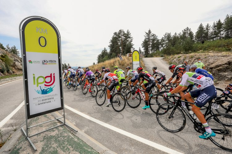 O calendário português de ciclismo conta com 59 dias de competição de elite