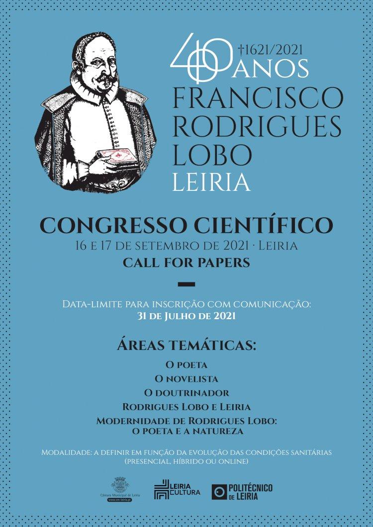 Congresso Científico Internacional dedicado  a Francisco Rodrigues Lobo