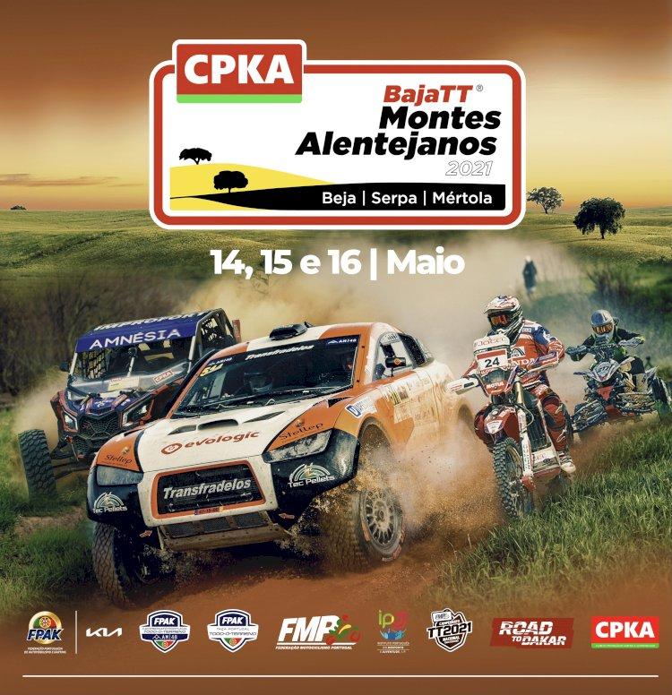 Baja TT Montes Alentejanos abre temporada
