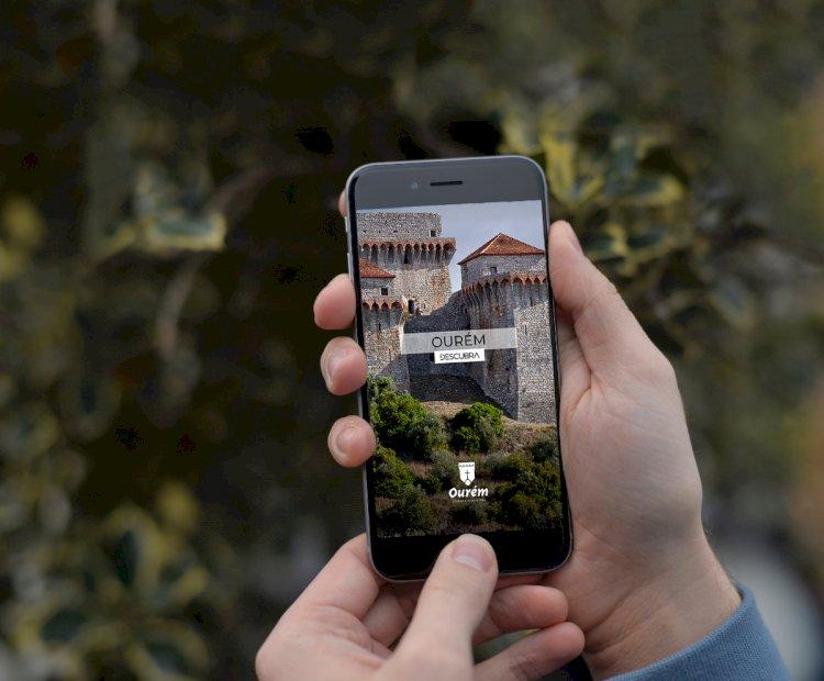 Aplicação Descubra Ourém e o Médio Tejo novamente disponível