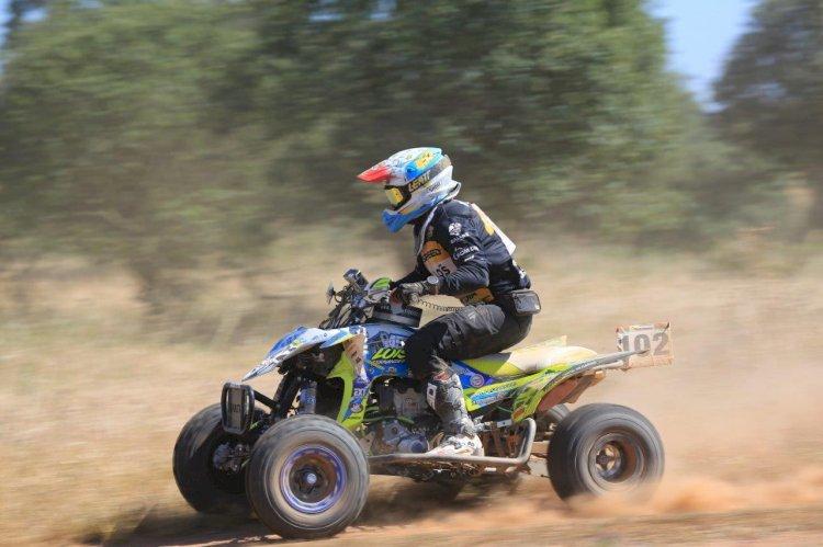 António Maio e Luis Fernandes vencem Baja TT Montes Alentejanos no arranque do CNTT Road to Dakar