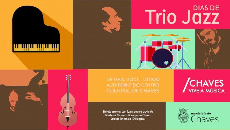 Chaves vive a cultura com Dias de Trio Jazz