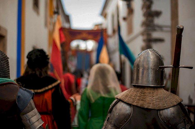 Óbidos Medieval dá vida à História de Óbidos