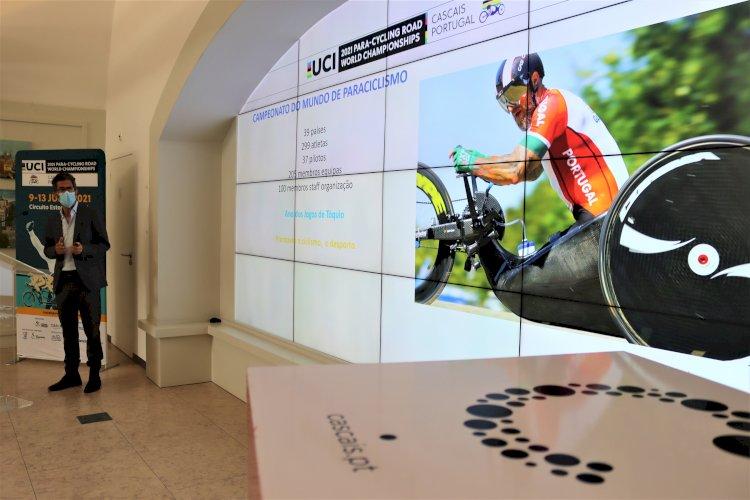 Maior evento anual de ciclismo para pessoas com deficiência em Cascais