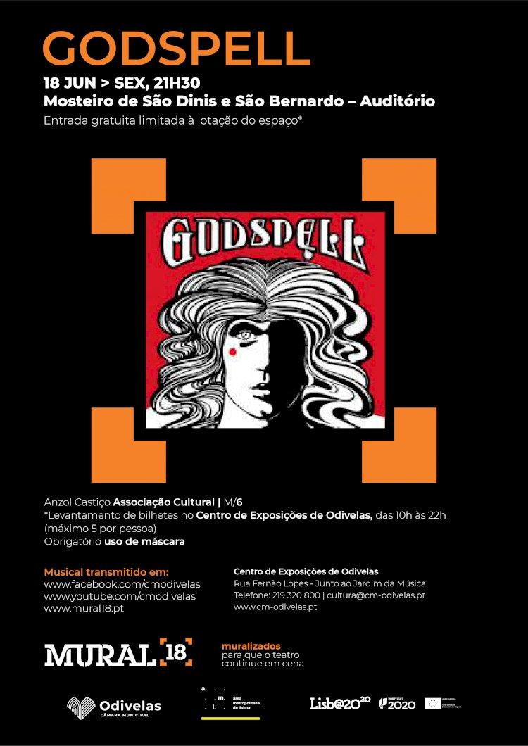 """""""Godspell"""" no Mosteiro de Odivelas"""