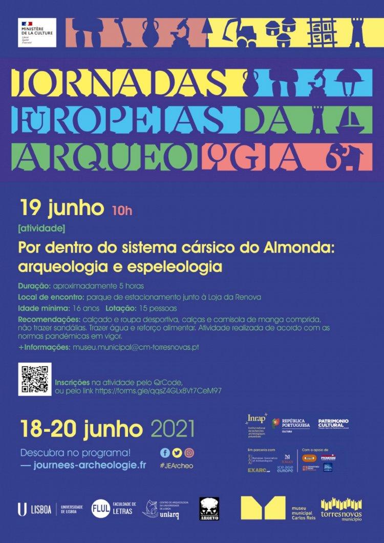 «Por dentro do Sistema Cársico do Almonda» no Museu Municipal Carlos Reis