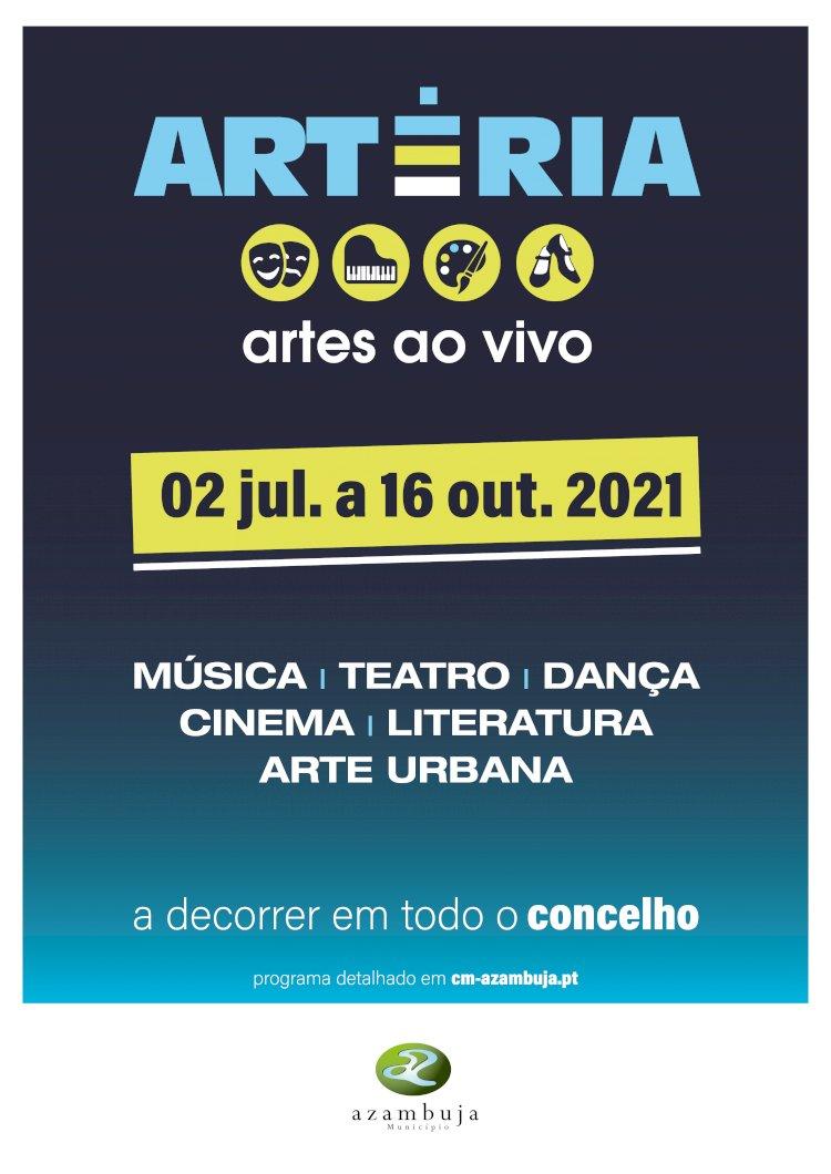 Azambuja dinamiza programa de Artes ao Vivo