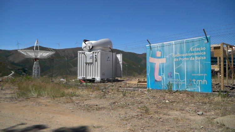 Observatório Espacial de Pampilhosa da Serra tem novo telescópio