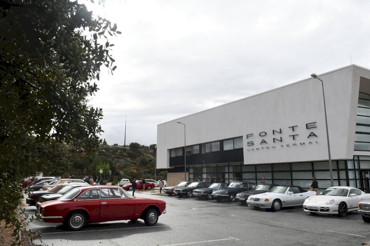 """Segunda edição do """"Termas Centro Classic Cars"""" vai levar 45 carros clássicos a descobrir a região durante três dias"""