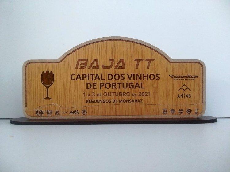 Inscrições abertas para a Baja TT Capital dos Vinhos de Portugal