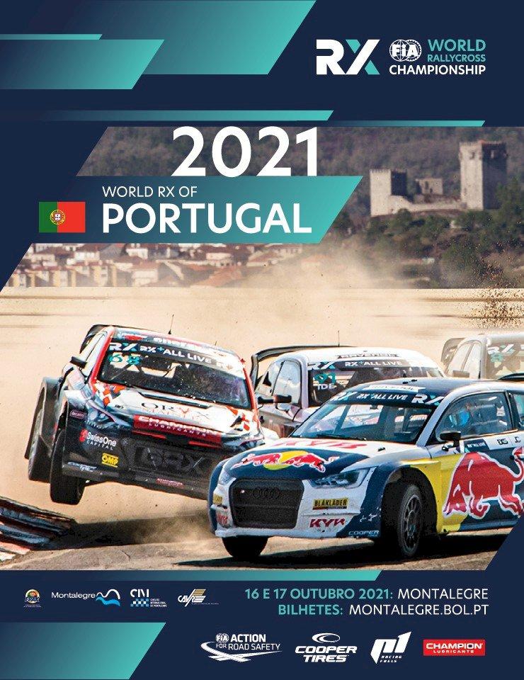 Mundial de Rallycross em Montalegre antecipado para 16 e 17 de outubro