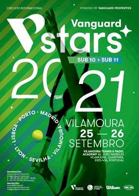 Circuito Internacional Vanguard Stars 2021 entre os dias 25 e 26 de setembro,  em Vilamoura