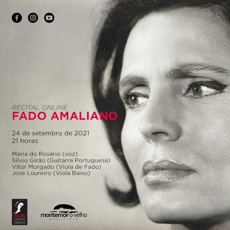 Recital de Fado Amaliano online celebra Amália Rodrigues