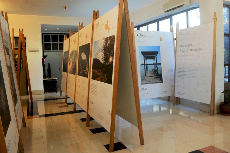 """Exposição """"Novos Olhares sobre a Região de Coimbra""""  na Biblioteca de Cantanhede"""