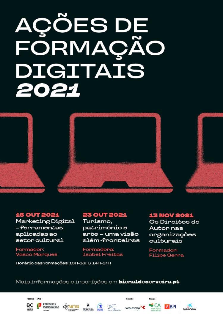 FBAC promove ações de formação digitais de curta duração