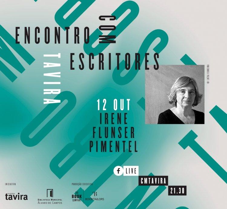 Encontro com Irene Flunser Pimentel em Tavira