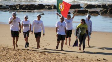 Federação Portuguesa de Surf  Mobiliza Quase Duas Centenas de Surfistas