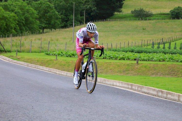 Gonçalo Tavares, ciclista de Proença-a-Nova
